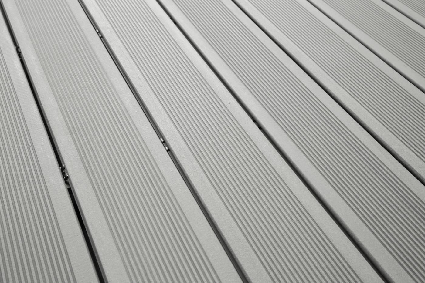 Composite profil antid rapant bois composite terrasse en bois la parque - Lame parquet composite ...