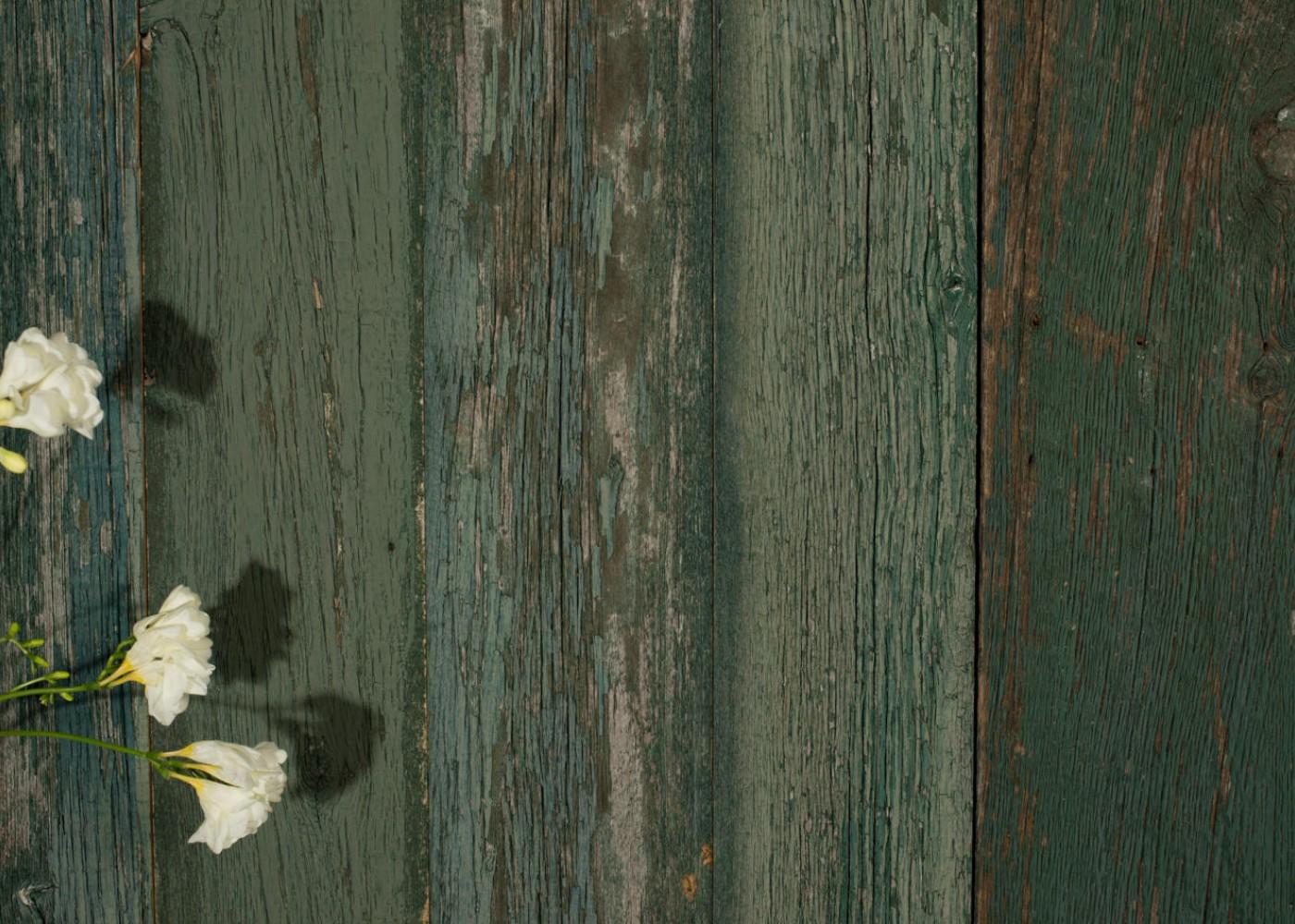 Bardage bois us rabot campagne vieilli peinture d 39 origine for Peinture bois vieilli