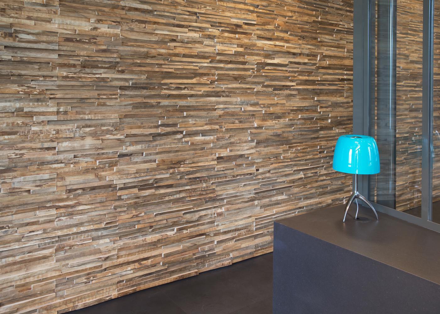 Monolame Wood Lab En Aulne Fabriqué à La Main Avec Des Résidus De Bois