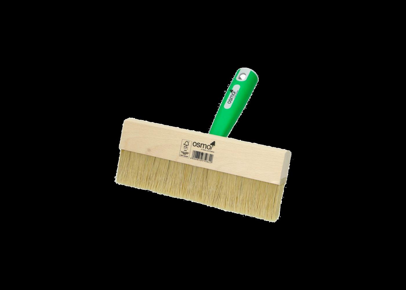 Brosse de nettoyage pour terrasse avec poignée Osmo
