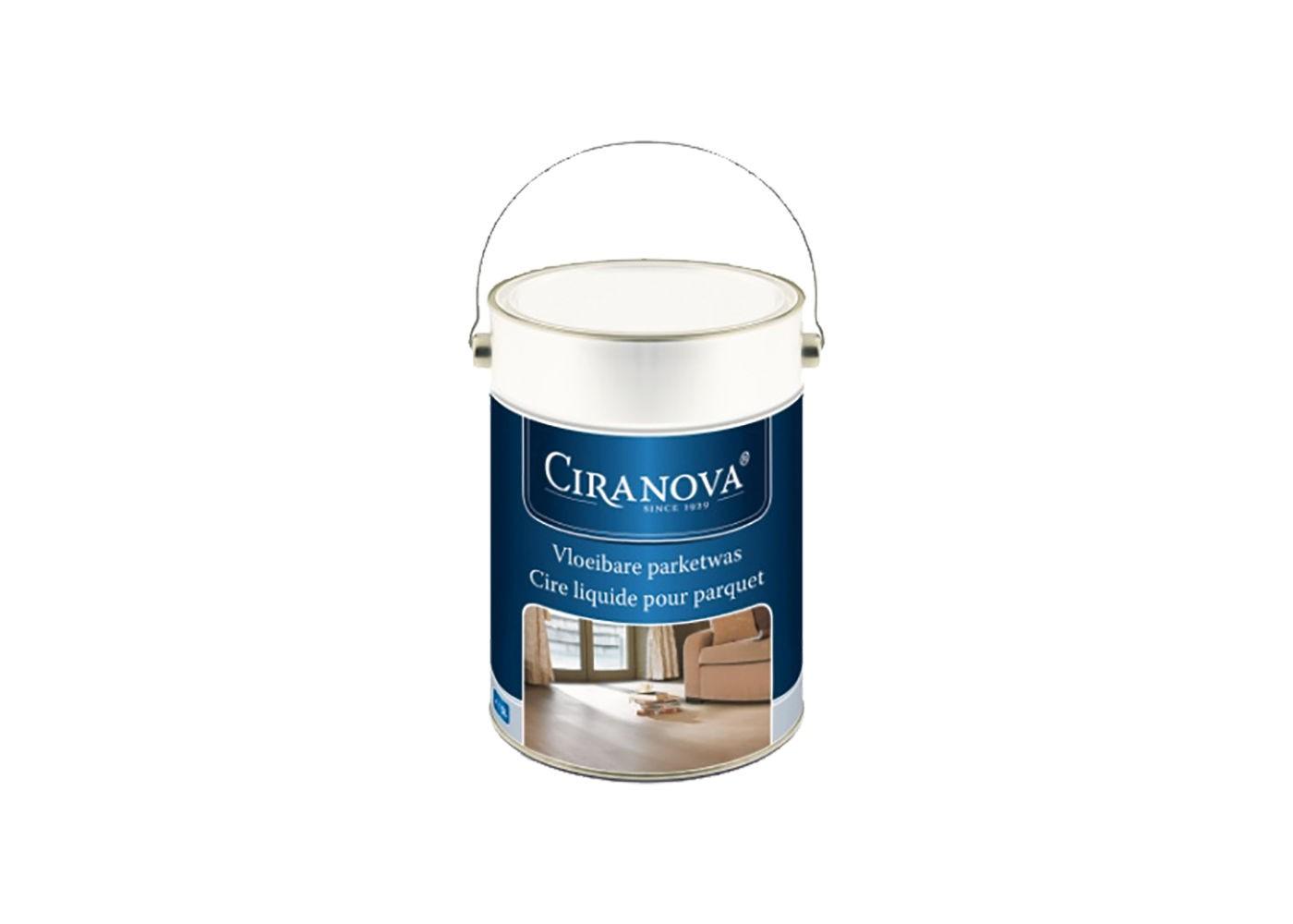 Cire liquide naturelle Ciranova Blanche 5 litres