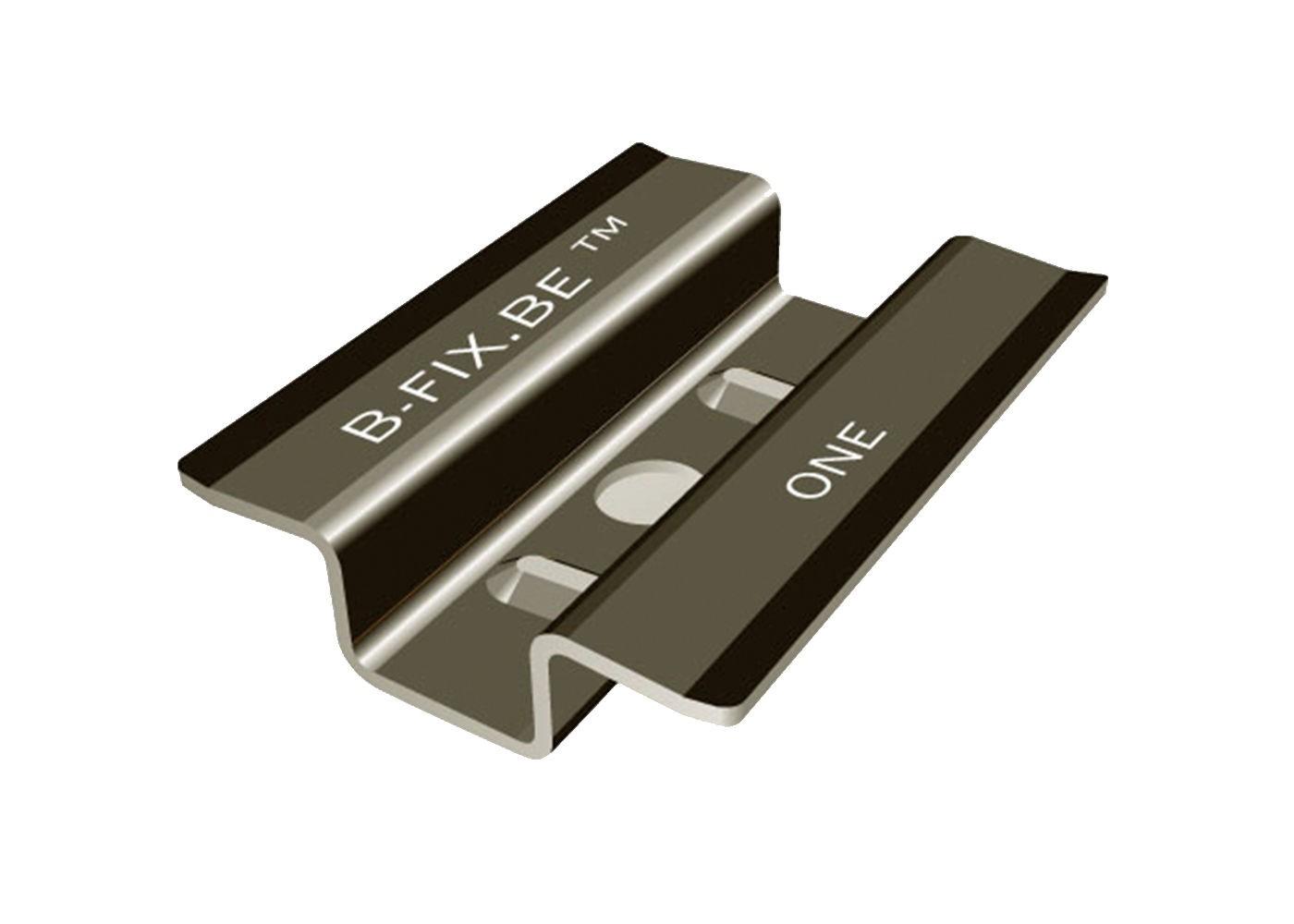 Clip Kit Fixation Invisible B-FIX (Chêne/ Frêne Thermo/Acacia) (clip + vis pour environ 5 m2 )