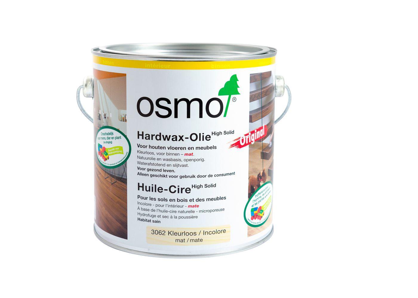 Huile Hardwax Osmo 3062 Mat
