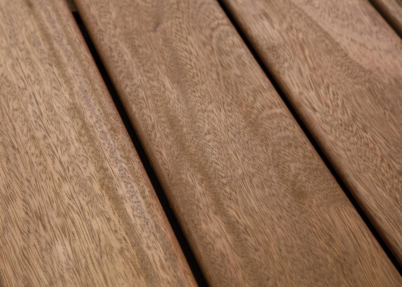 Elondo choix courant fixation invisible 1 face lisse - rainure et languette en bout - (longueurs 30 % de 800 à 1500 mm et 70 % +de 1600mm) 21x125x800-2000