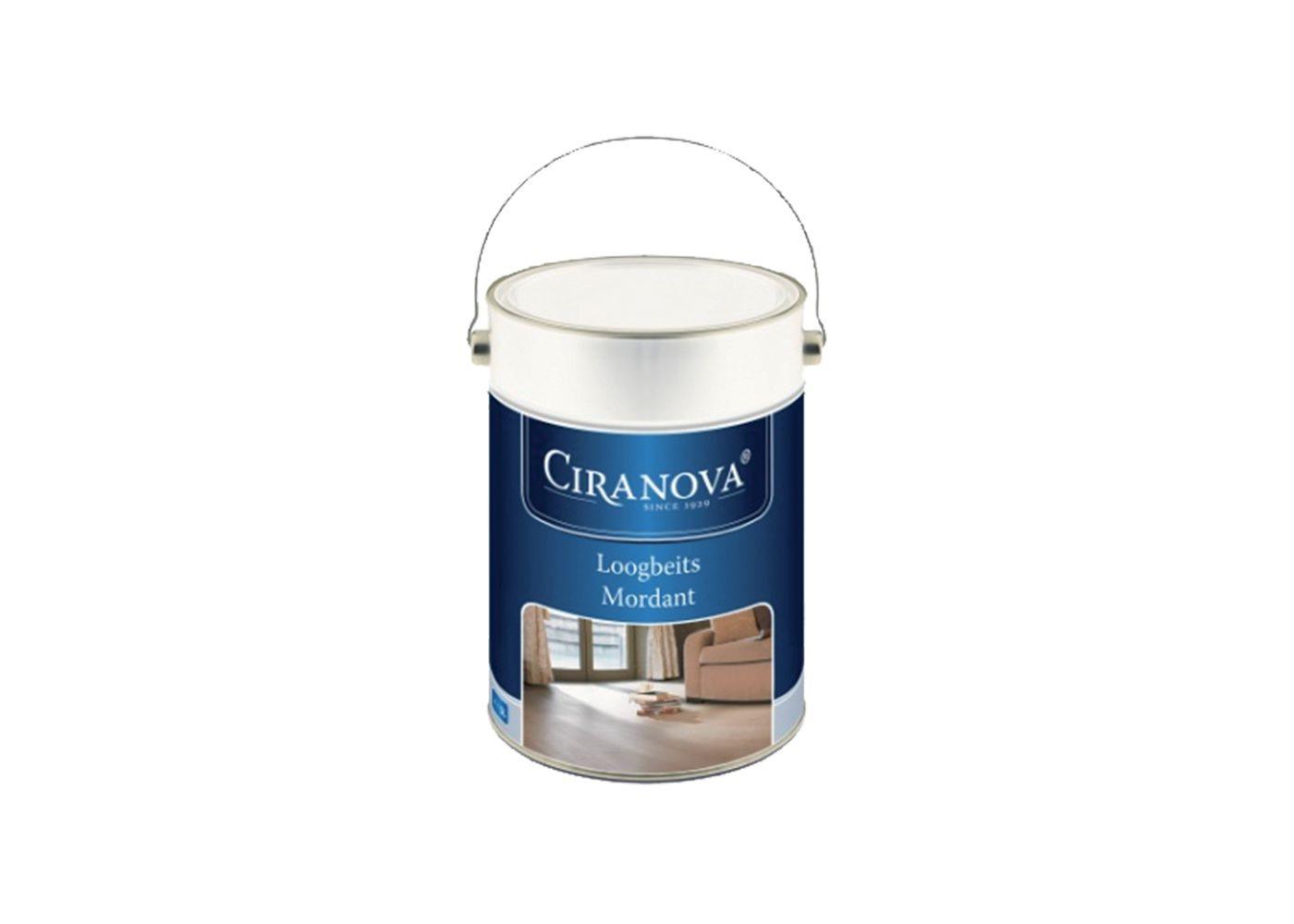 Mordant / vieillisseur teinte réactive Ciranova monocouche Chêne caustique 5 L