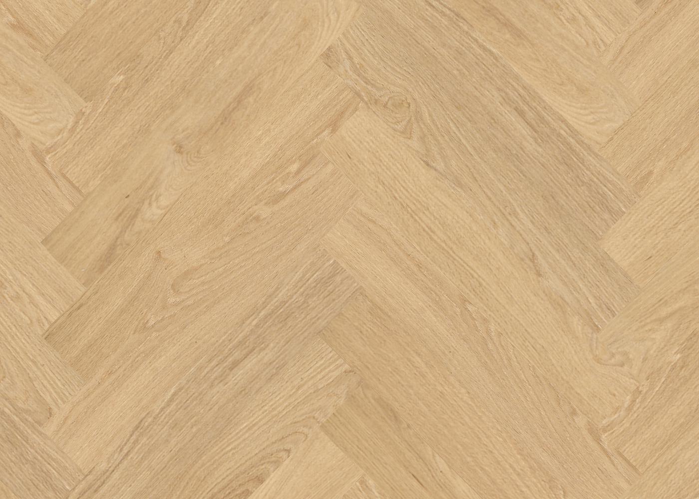 Vinyle rigide Chêne Uni Bâton rompu passage commercial 4.5x125x750