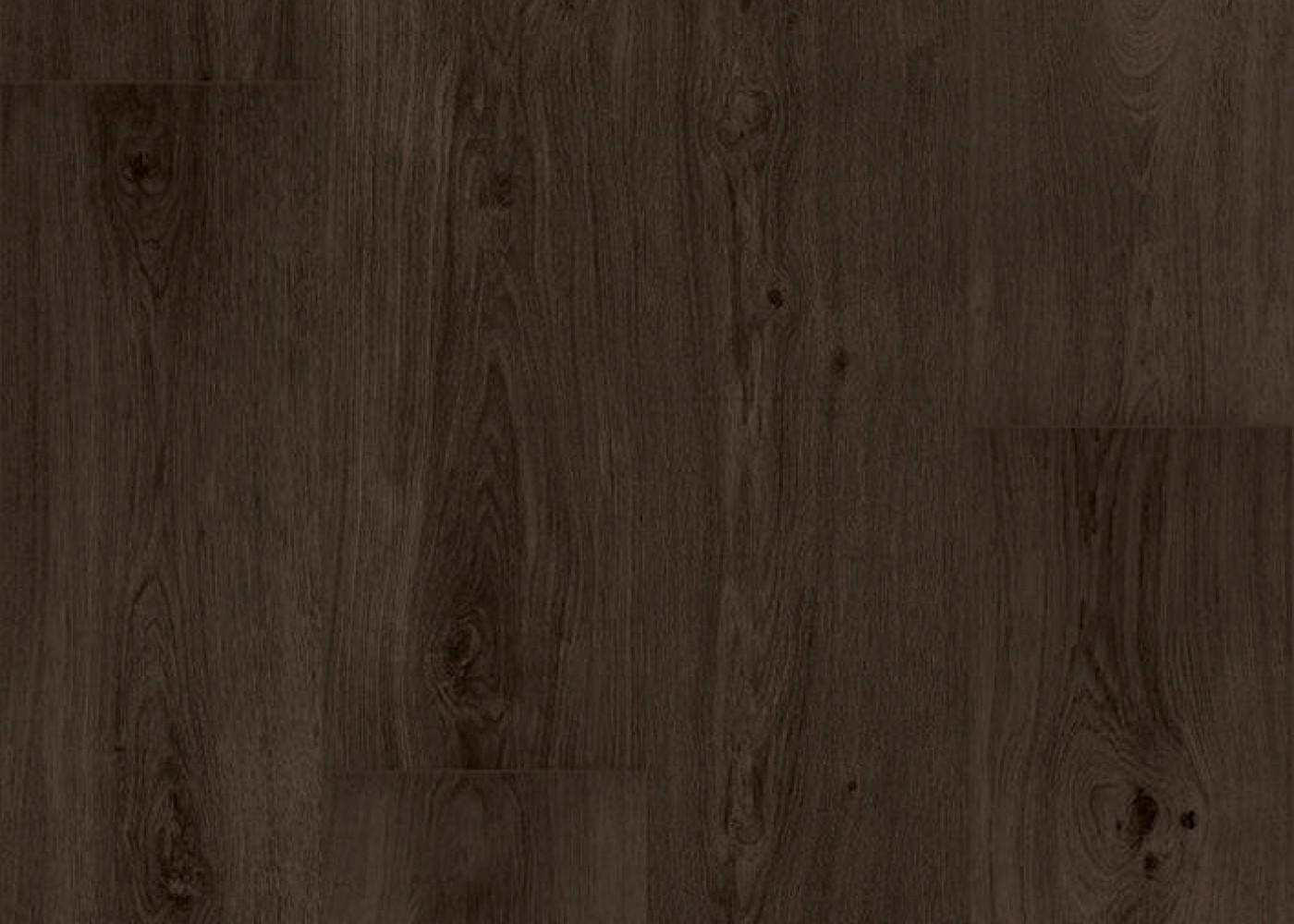 Vinyle rigide Chêne Black Beauty passage commercial 4.5x225x1524