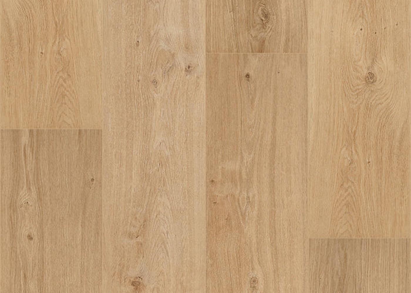 Vinyle rigide Chêne Cider passage commercial 4.5x225x1524