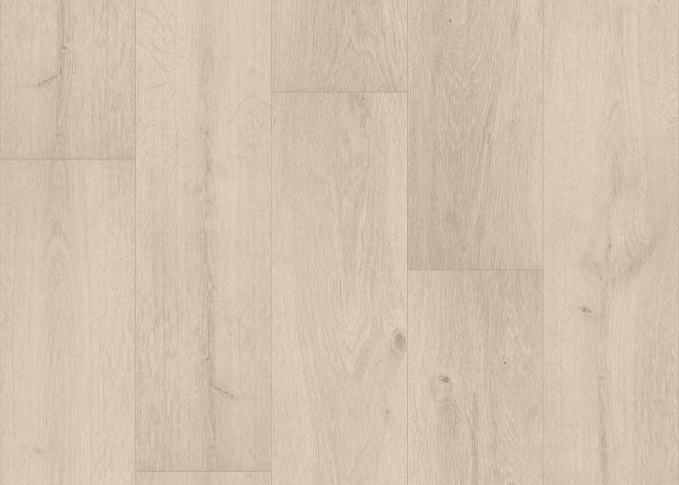 Vinyle rigide Chêne Coconut G4 passage résidentiel 4.5x178x1219