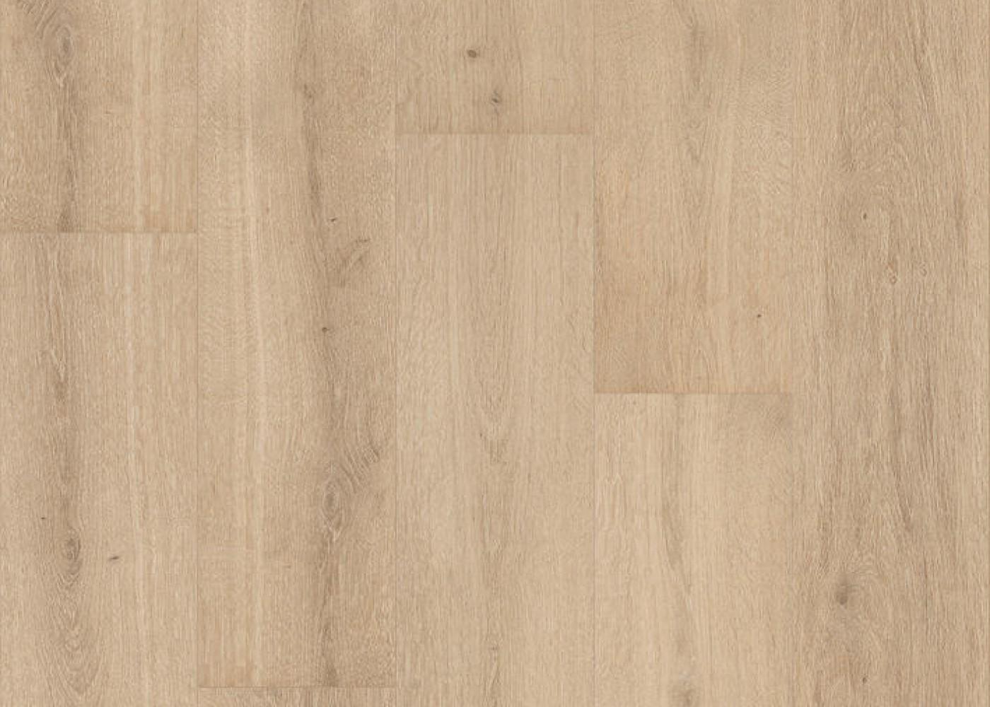 Vinyle rigide Chêne Crémant G4 passage résidentiel 4.5x178x1219