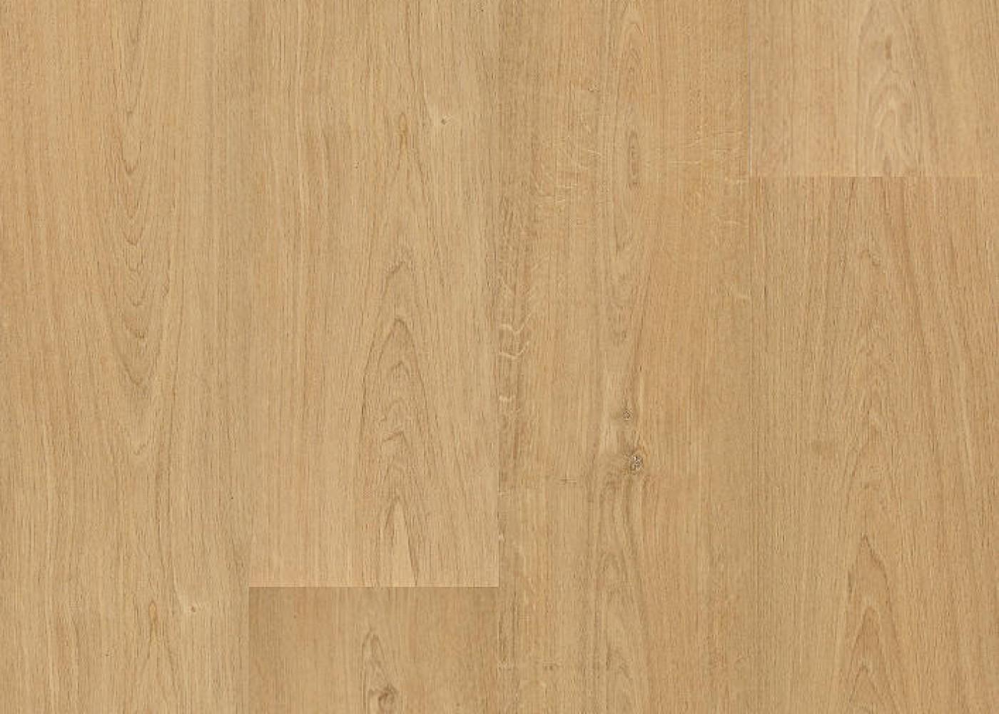 Vinyle rigide Chêne Croissant passage commercial 4.5x225x1524
