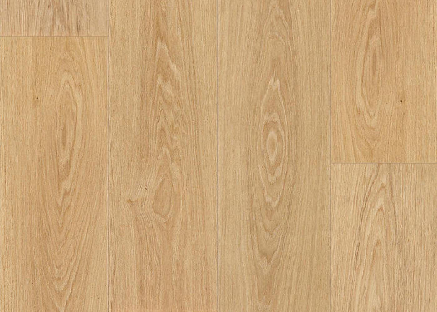 Vinyle rigide Chêne Galettes au Beurre passage commercial 4.5x225x1524