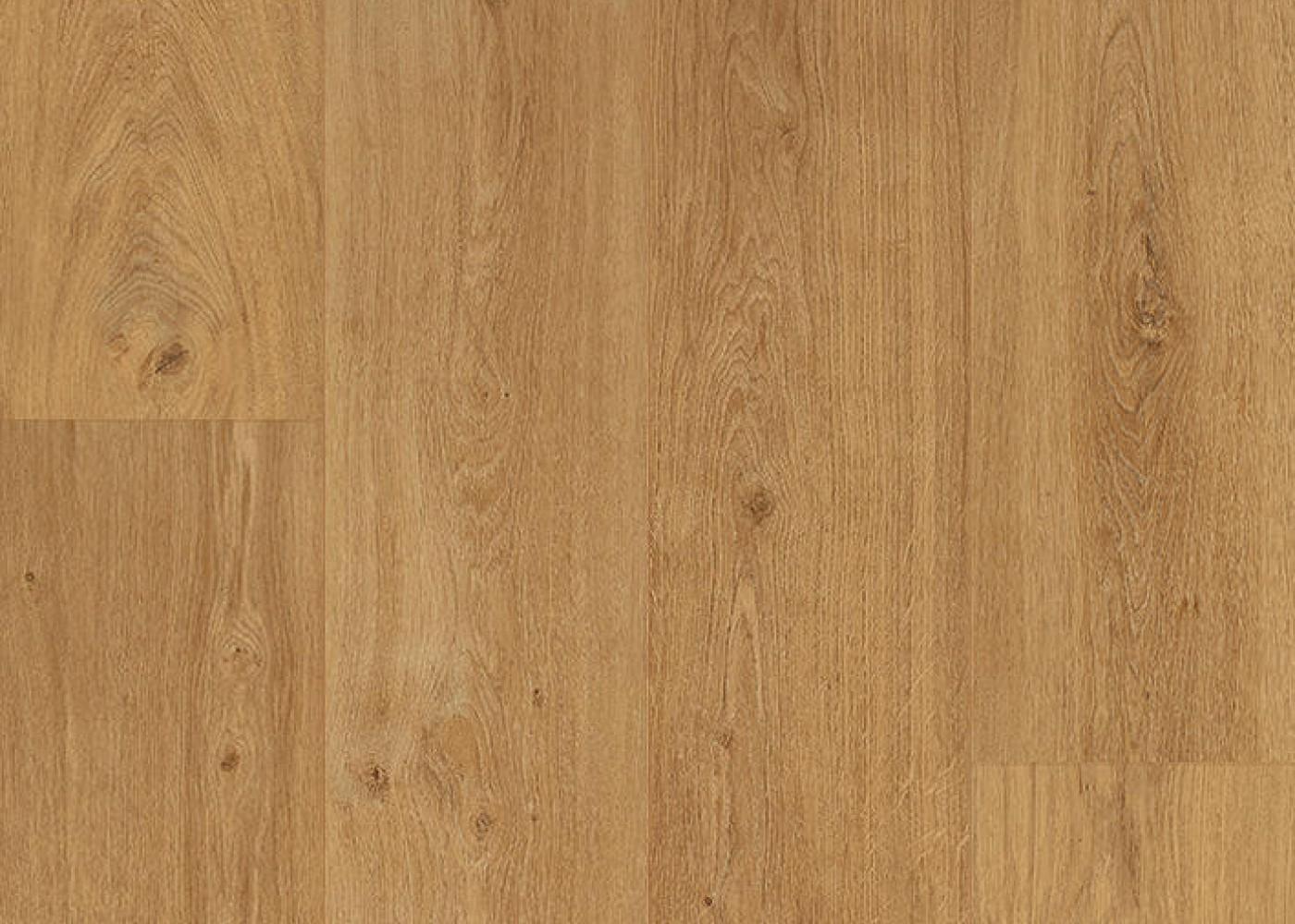 Vinyle rigide Chêne Gingerbread passage commercial 4.5x225x1524