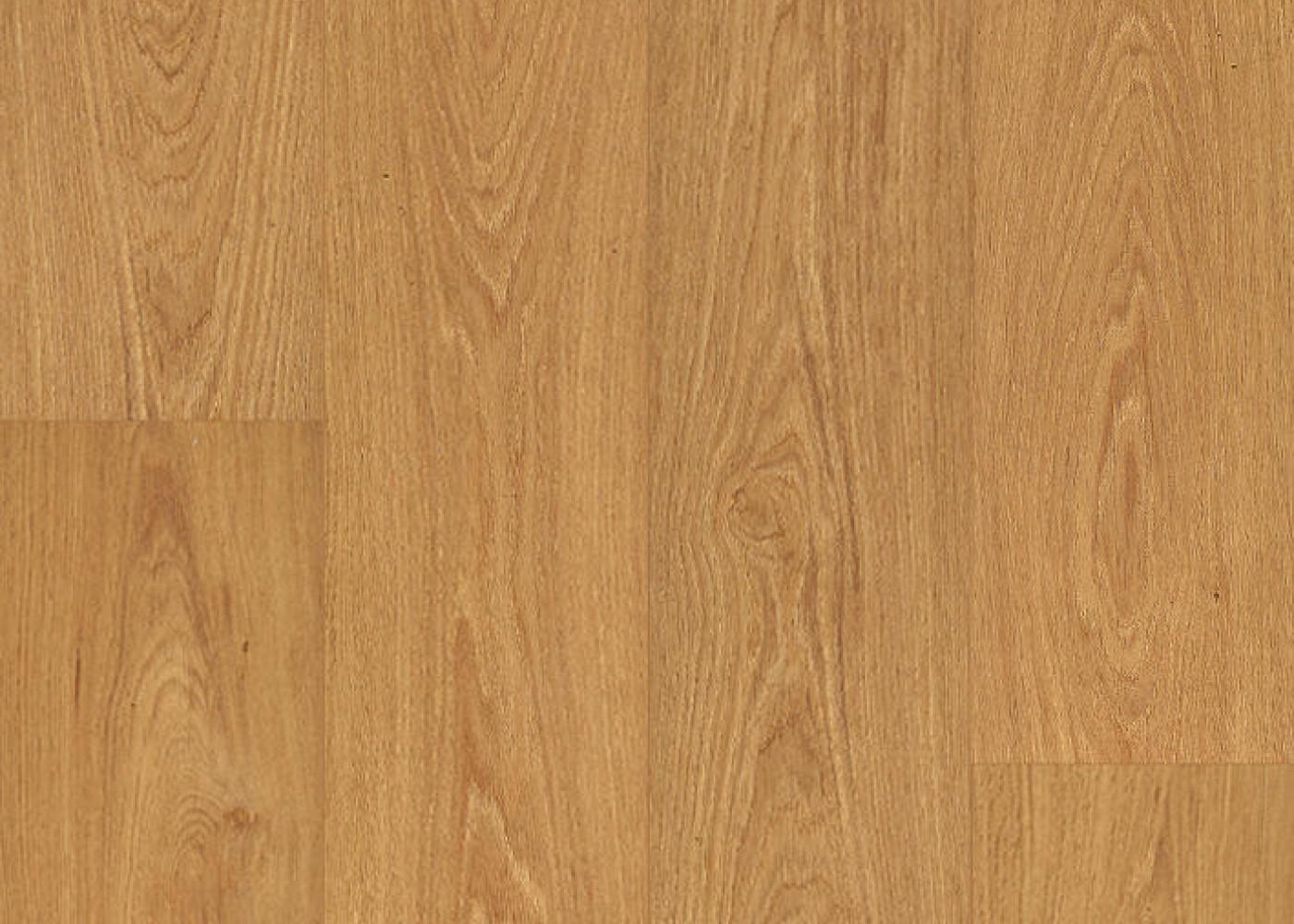 Vinyle rigide Chêne Honey passage commercial 4.5x225x1524