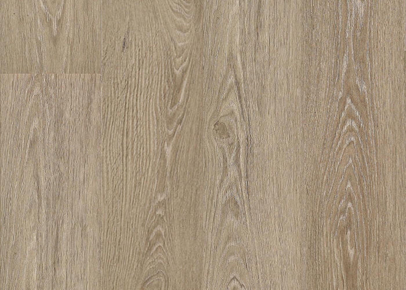 Vinyle rigide Chêne Laine passage commercial 4.5x225x1524