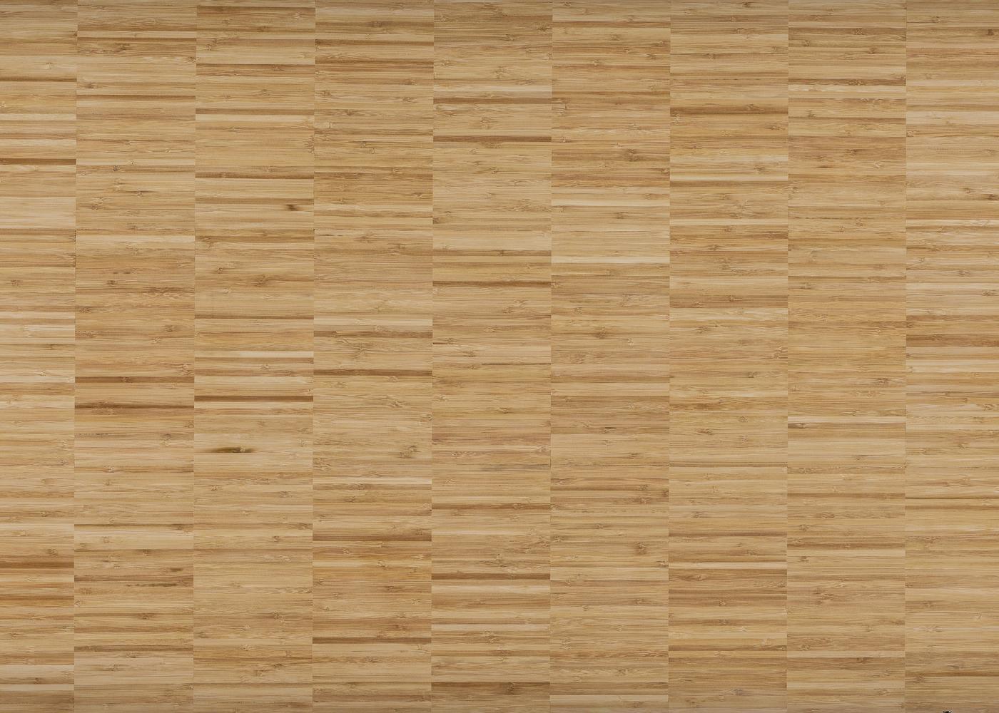 Parquet bambou massif Café Vertical 1 pli sur chant brut 10x140x280