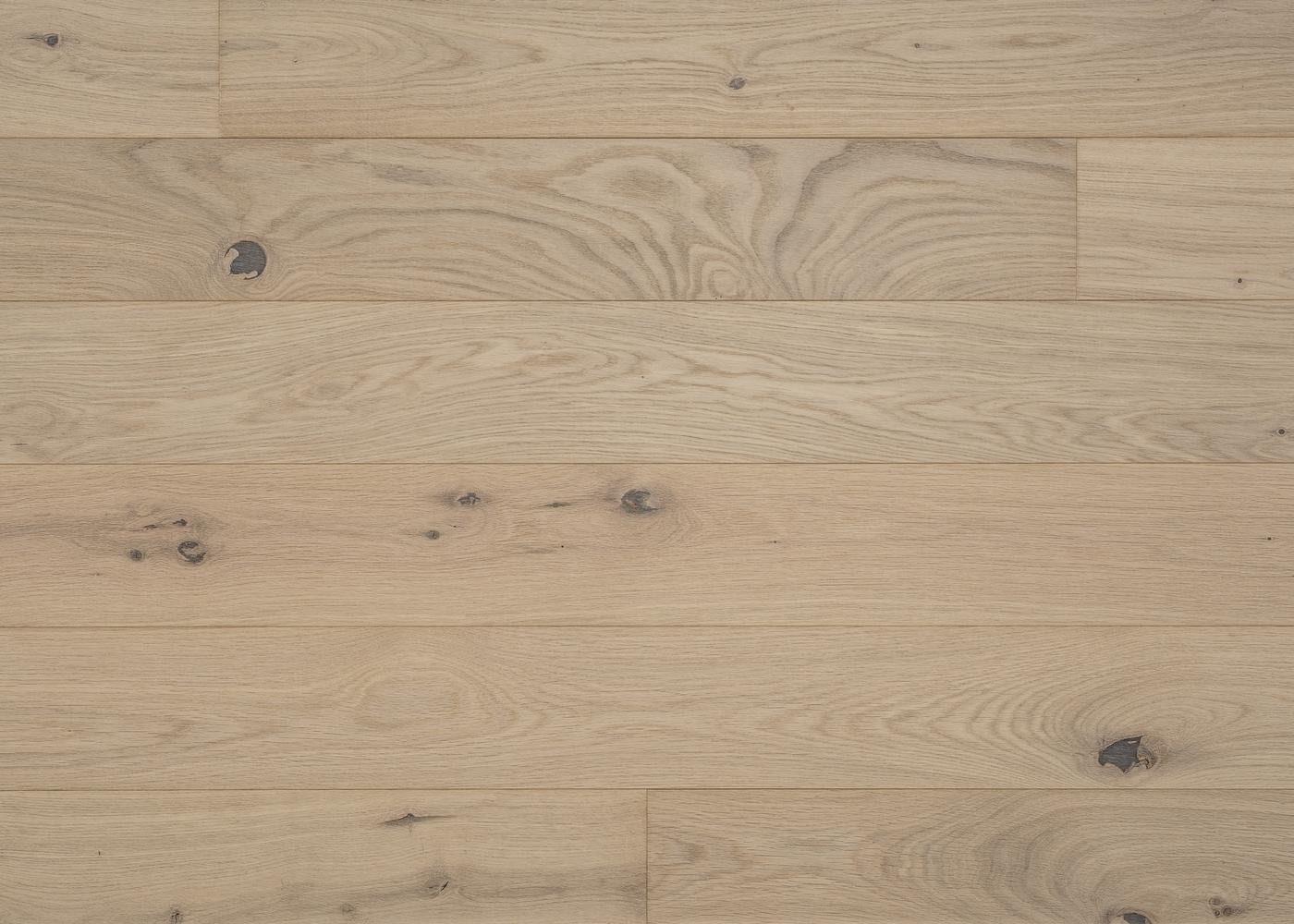 Parquet chêne contrecollé VARENNE brossé huile UV Matière Click Unifit-X support HDF 10x148x1185