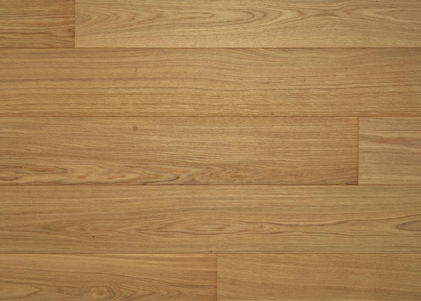 Parquet chêne contrecollé VIENNE brossé vernis mat Select support HDF 10x92x1420