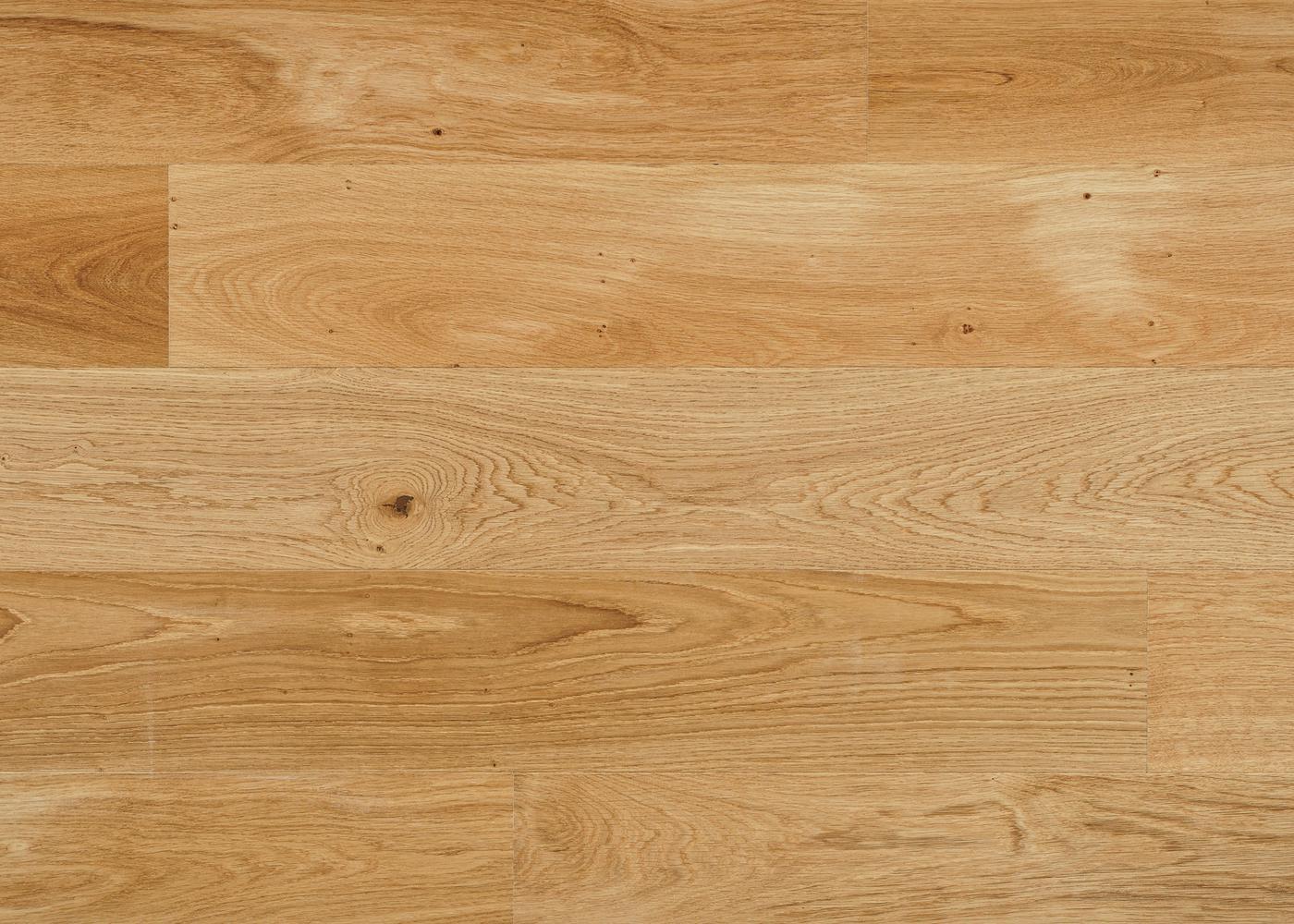 Parquet chêne contrecollé RASPAIL brossé vernis mat Elégance 14x184x1700