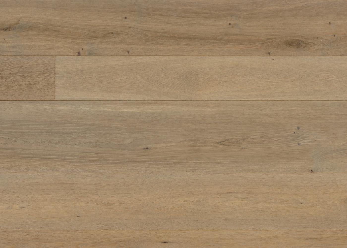 Parquet chêne contrecollé TAUPE huile cire Elégance 14x148x2200