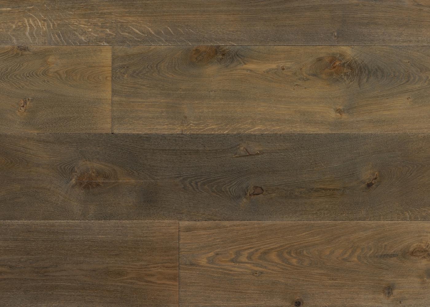 Parquet chêne contrecollé ÉCORCE Mélange PRBis/Matière/Antique 16x300x1000-2400