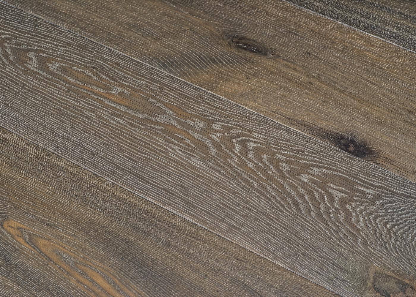 Parquet chêne contrecollé GRANITE Mélange PRBis/Matière/Antique 16x300x1000-2400