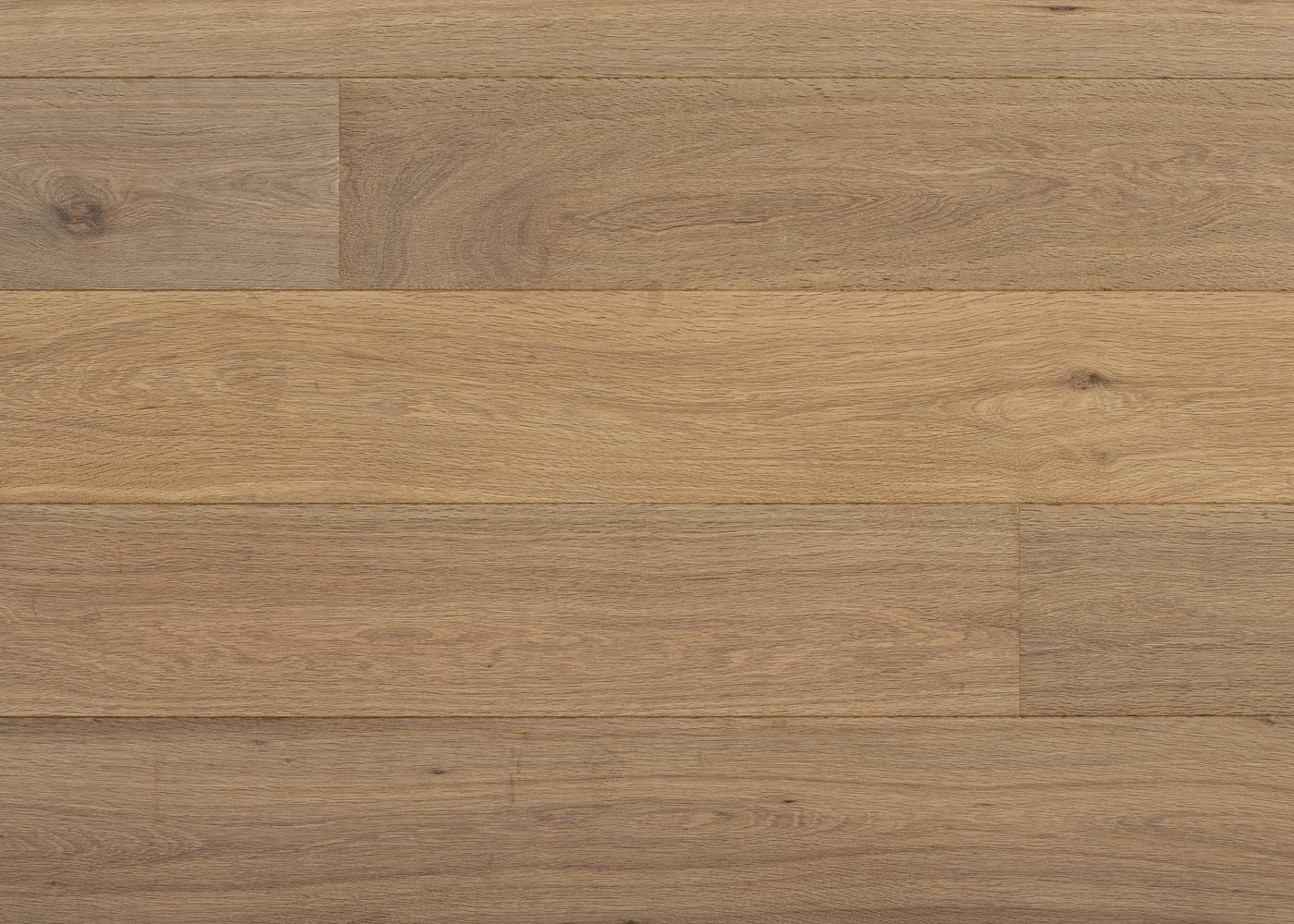 Parquet chêne contrecollé AMBRE huile cire Mélange 50% PRBis, 50% Matière 12x160x1100-2200