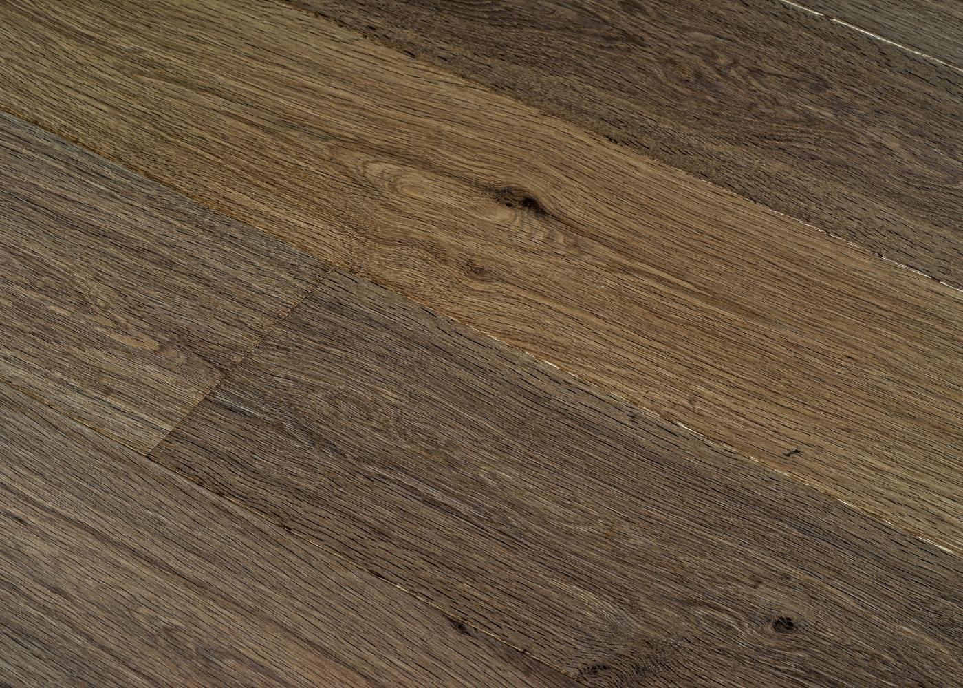 Parquet chêne contrecollé ÉCORCE Mélange 50% PRBis, 50% Matière 12x160x1000-2000