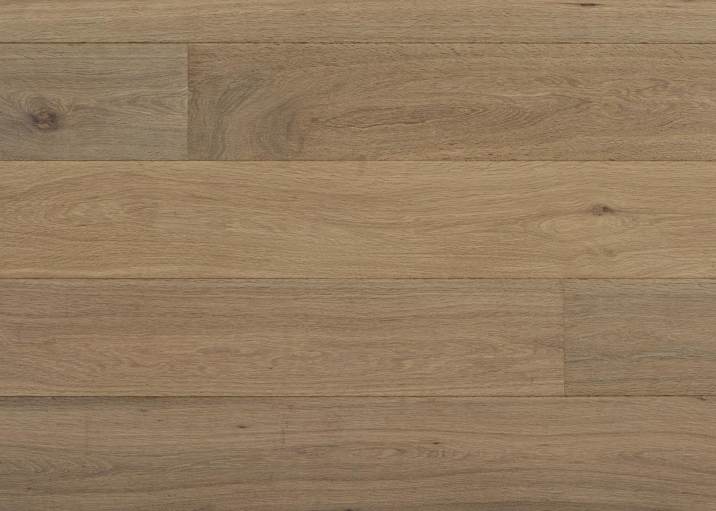Parquet chêne contrecollé GRAVIER huile cire Mélange 50% PRBis, 50% Matière 12x160x1100-2200