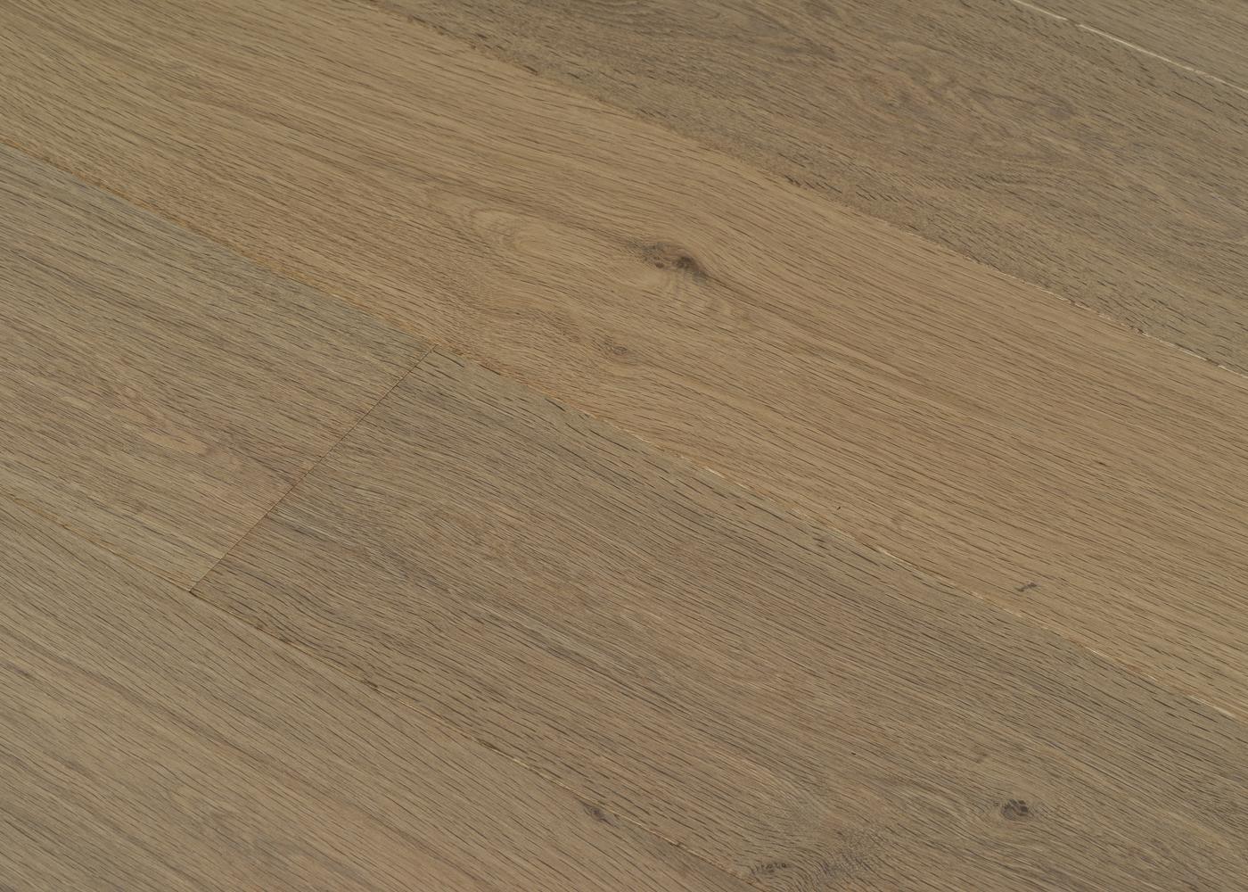 Parquet chêne contrecollé PETRA huile cire Mélange 50% PRBis, 50% Matière 12x160x1100-2200