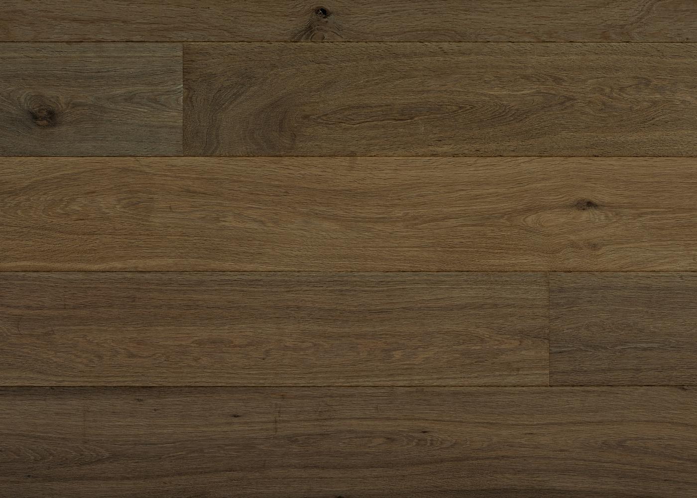 Parquet chêne contrecollé VULCANO huile cire Mélange 50% PRBis, 50% Matière 12x160x1100-2200