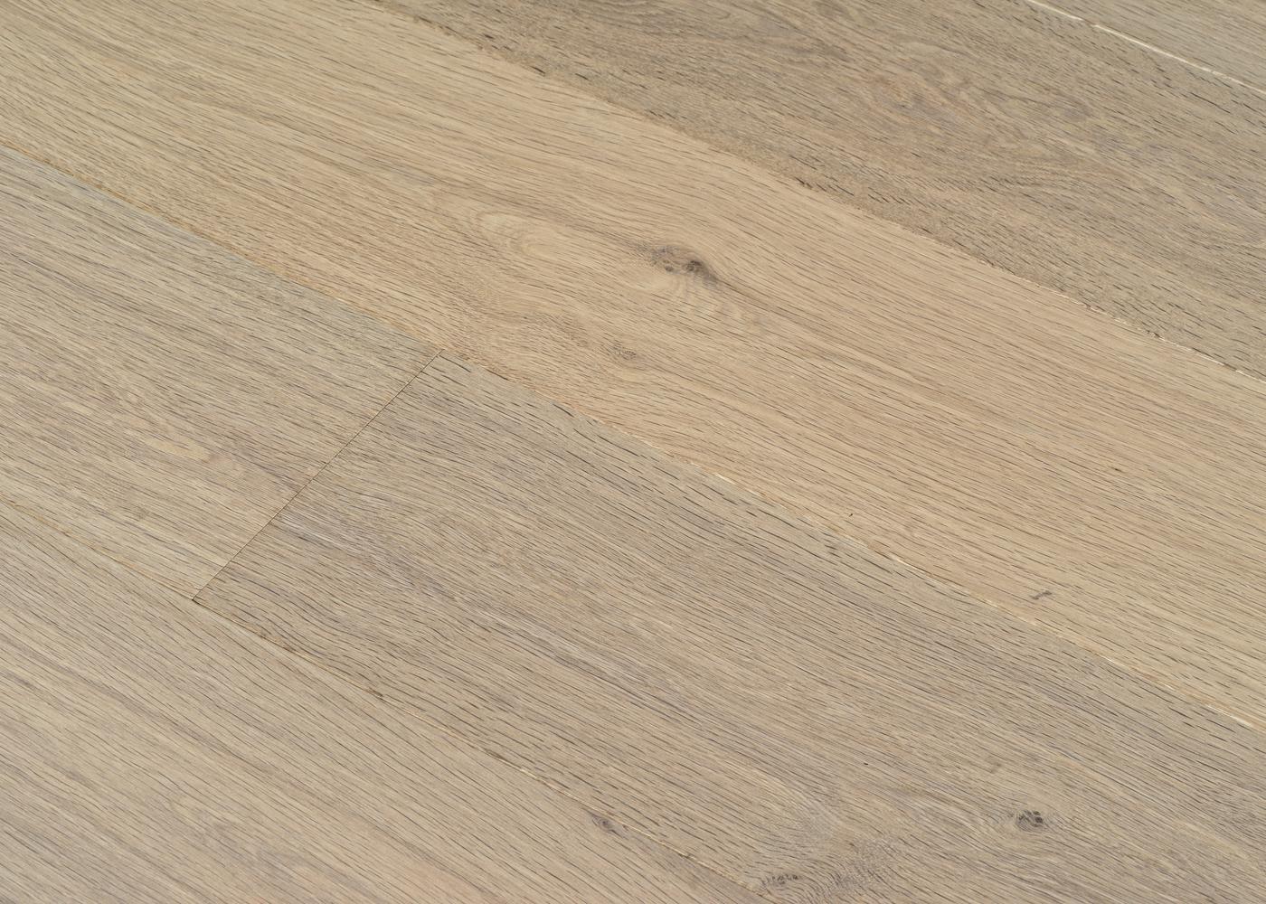 Parquet chêne contrecollé VANCOUVER vernis aqua ultra mat Mélange 50% PRBis, 50% Matière 12x160x1100-2200
