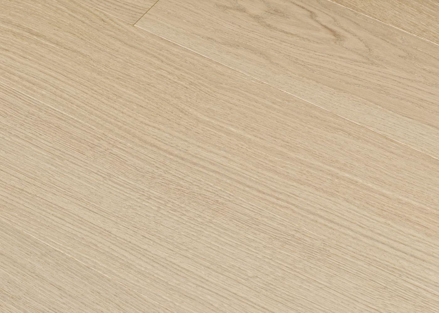 Parquet chêne contrecollé LECCE brossé vernis Select support HDF 10x92x1420