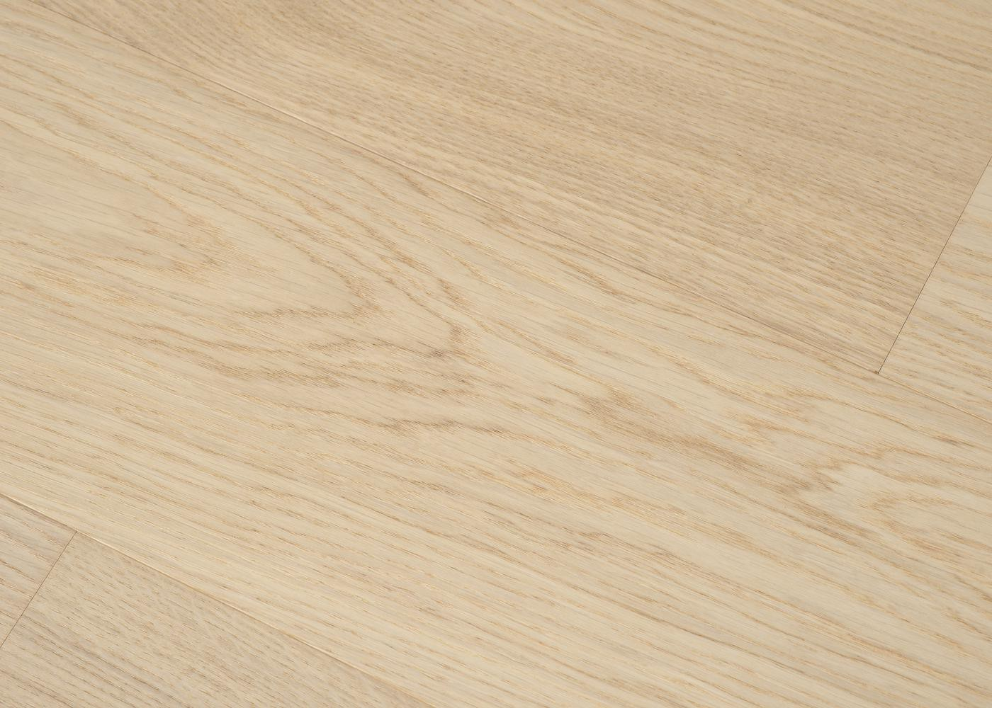 Parquet chêne contrecollé TURIN brossé vernis mat Select support HDF 10x92x1420