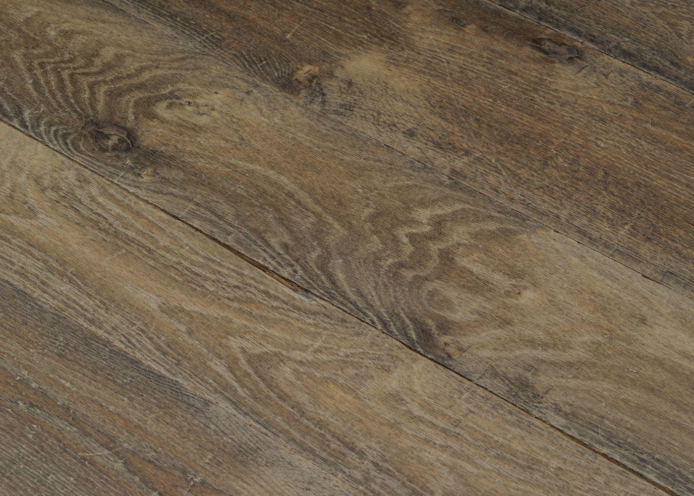 Parquet chêne massif NEWPORT vieilli huile aqua 15x120-200x1800-2700