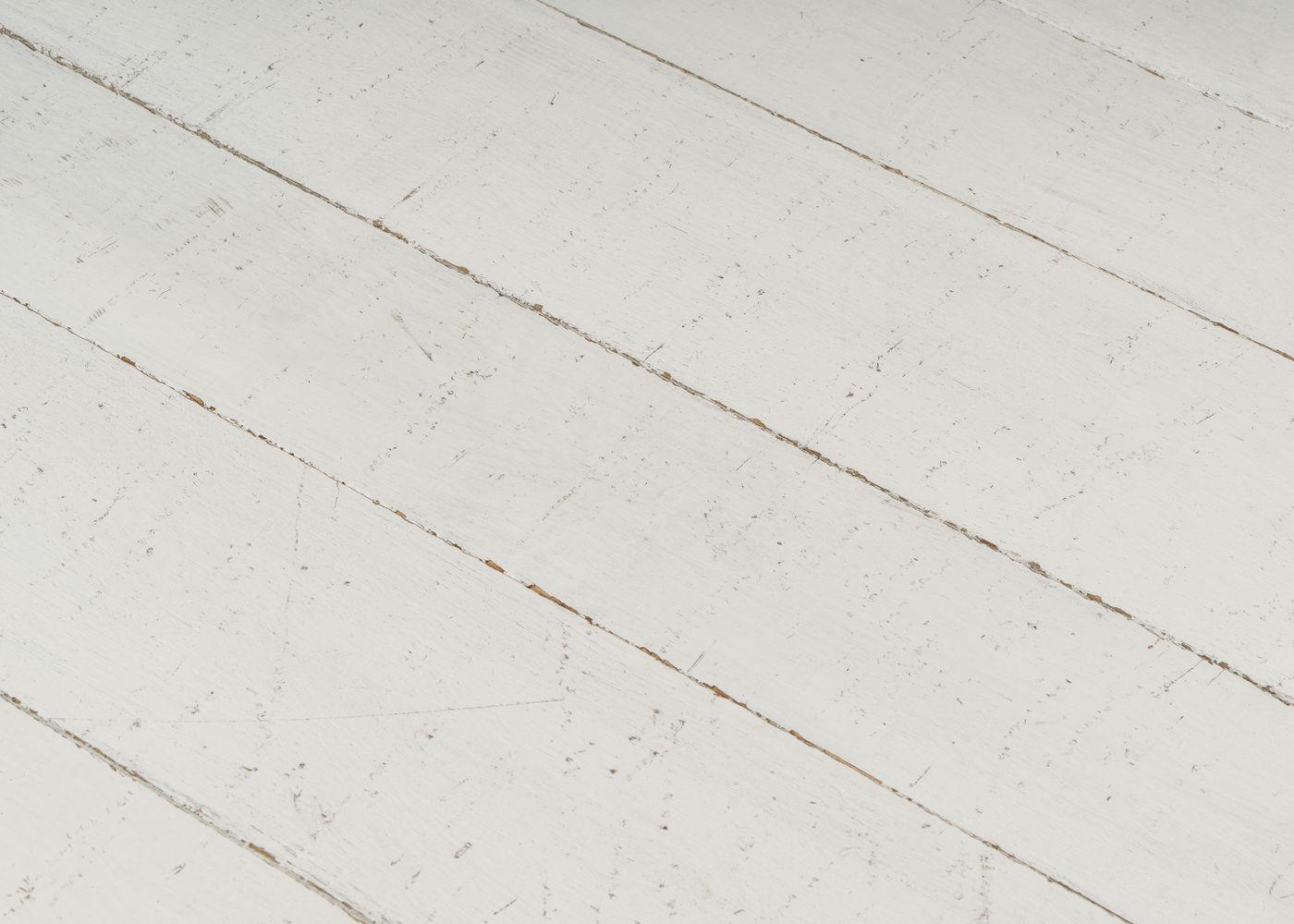 Parquet chêne massif PEINT VIEUX BLANC vieilli huile cire 15x340x400-200015x120-200x1800-2700