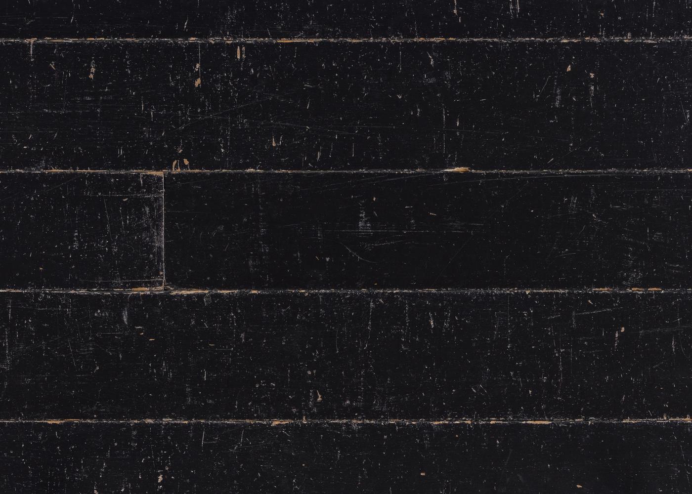 Parquet chêne massif PEINT NOIR vieilli huile cire 15x120-200x1800-2700