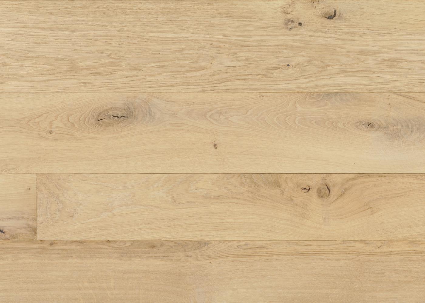 Parquet chêne massif PALAIS ROYAL structuré Matière noeuds ouverts 20x160/180/200x400-2400