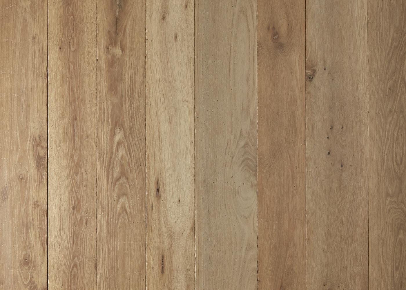 Lot 75 - Parquet chêne contrecollé vieilli Brun Clair huile aqua - 41,97 m2