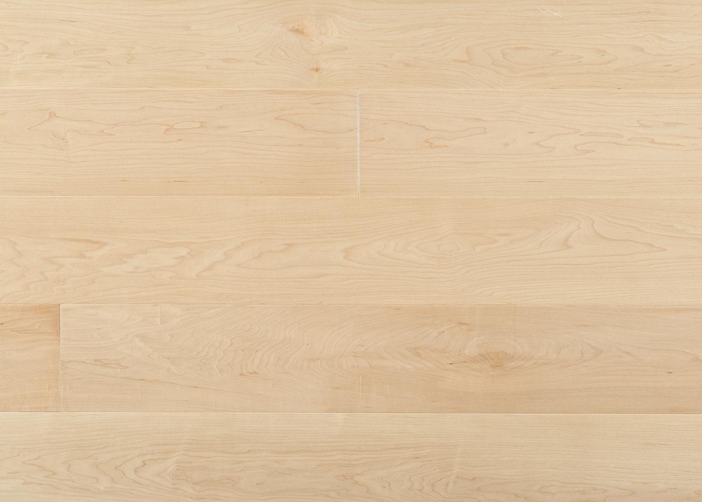 Parquet Erable du Canada contrecollé PRBis vernis mat 120x10x500-1500