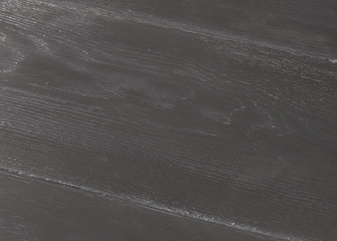 Parquet chêne contrecollé G2 Métal ARGENTE PEFC brossé vieilli 15x180x1200-2300