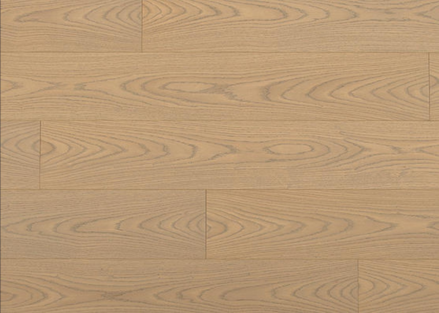 Sol plaqué bois Chêne SAINT-MALO brossé vernis extra-mat - Summit - Select 10x233x2050