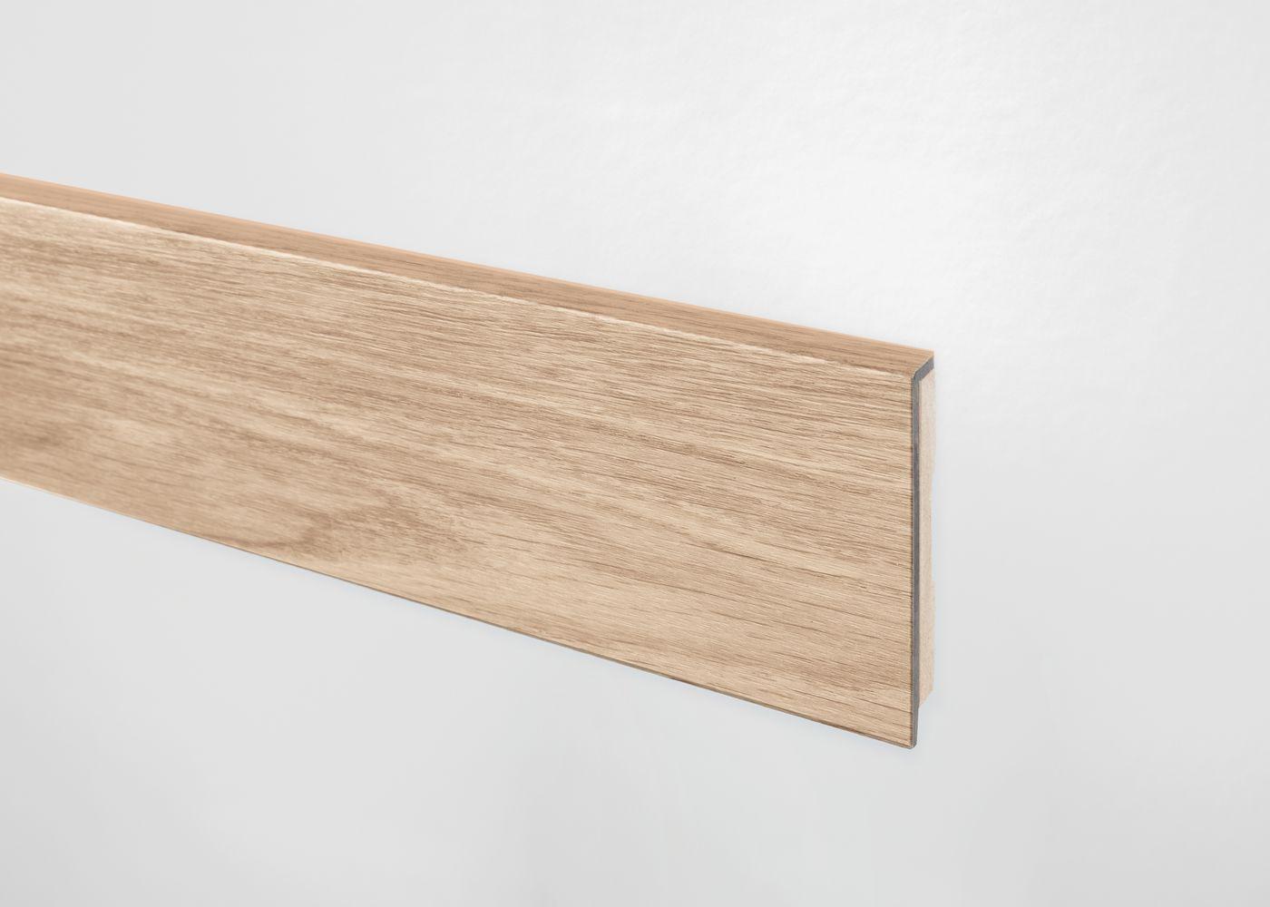 Plinthe composite pour vinyle rigide Pebble Beach 10x61x2000
