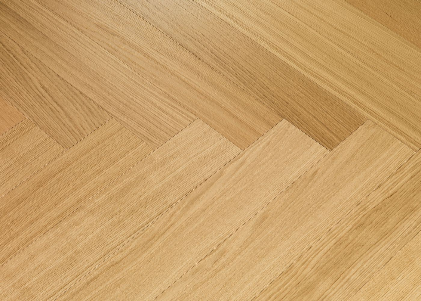 Sol plaqué bois Chêne SALZBOURG brossé vernis extra-mat - Swing - Select 10x121x593