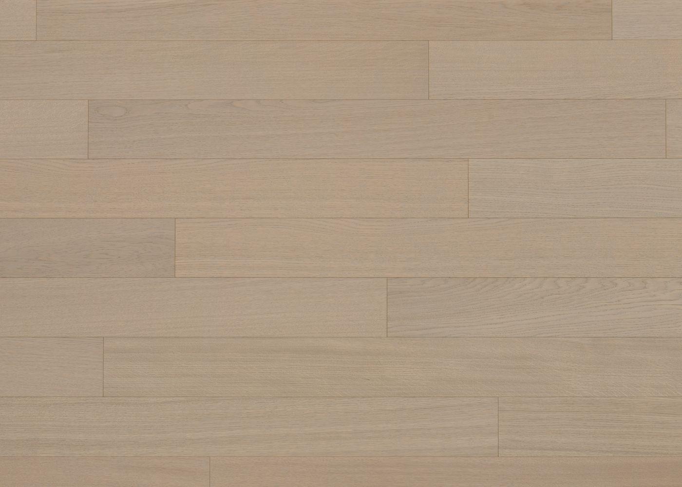 Sol plaqué bois Chêne Catane brossé vernis extra-mat - Deluxe - Select 12x166x1810