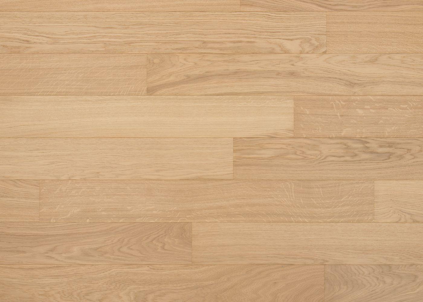 Sol plaqué bois Chêne Côme brossé vernis extra-mat - Deluxe - Select 12x166x1810