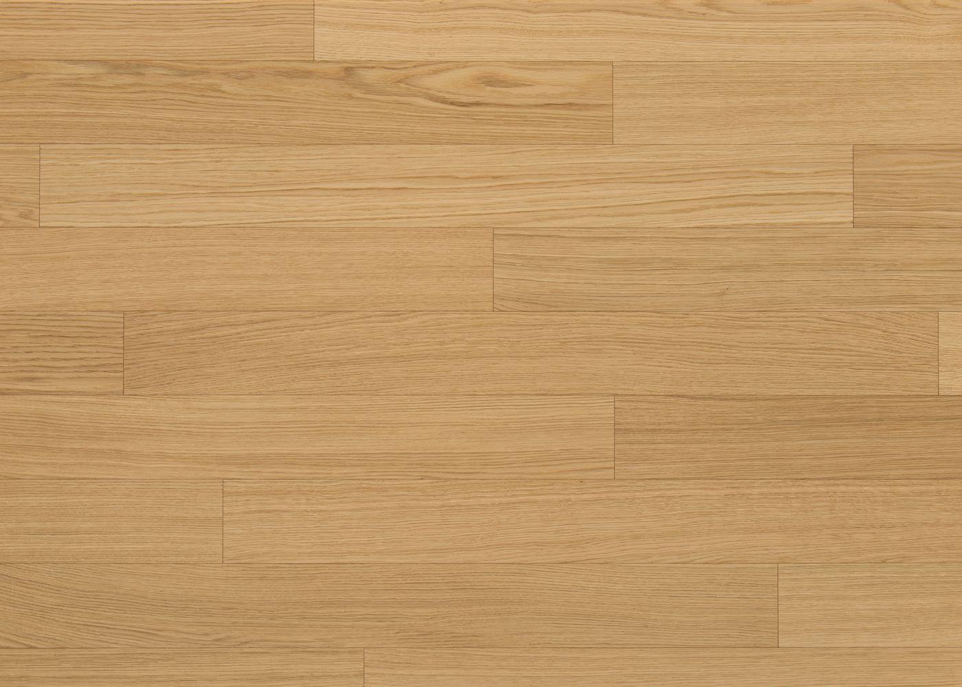 Sol plaqué bois Chêne Salzbourg brossé vernis extra-mat - Deluxe - Select 12x166x1810