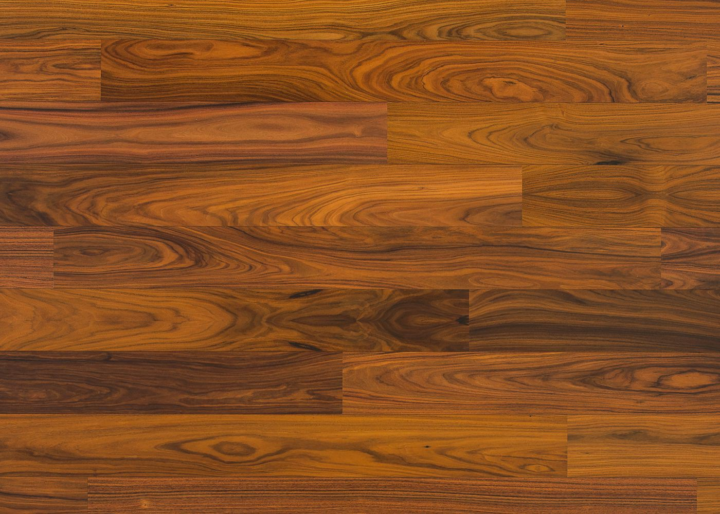 Sol plaqué bois Rosewood vernis satiné - Lounge - Select 8x124x1203