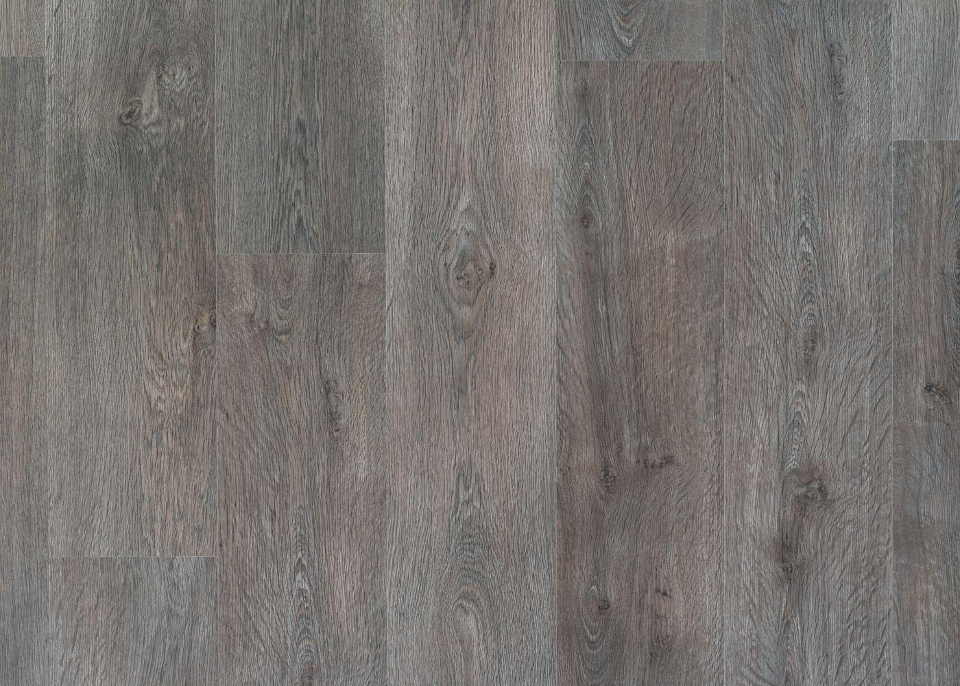 Sol stratifié Essentials décor Chêne Gris Foncé - PEFC