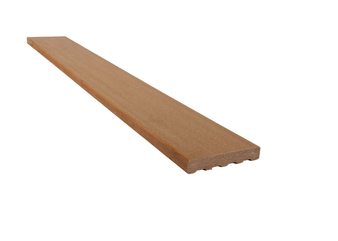 Planche de finition composite Brun Colorado